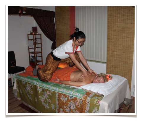 Thai Massage in Kowloon